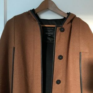 Barney New York, Hooded Cape Coat